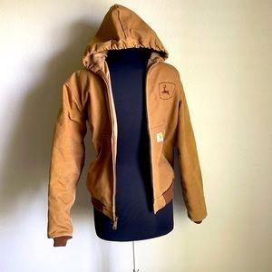 Brown CARHARTT jacket 🧥